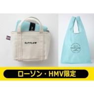 BAYFLOW ECO BAG SET BOOK IVORY【ローソン・HMV限定】