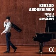 Debussy Children's Corner, Chopin 24 Preludes, Mussorgsky Pictures at an Exhibition : Behzod Abduraimov(P)