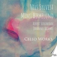 Works For Cello & Piano: Sylvest(Vc)Birkelund(P)+brahms: Cello Sonata, 1,