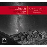 Symphonic Poems: G.nowak / Rpo +chopin: Allegro De Concert: Binienda(P)