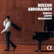 Abduraimov: Debussy, Chopin, Mussorgsky