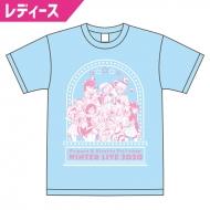 Tシャツ(レディース)/ プリパラ&キラッとプリ☆チャンWinter Live2020