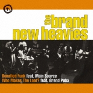 Bonafied Funk Feat.Main Source / Who Makes The Loot? Feat.Grand Puba (7インチシングルレコード)