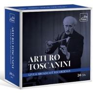 アルトゥーロ・トスカニーニの芸術〜ライヴ&ブロードキャスト・レコーディング(24CD)