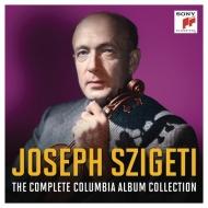ヨゼフ・シゲティ/コンプリート・コロンビア・アルバム・コレクション(17CD)