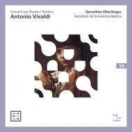 リコーダーを伴う協奏曲集 ドロテー・オベルリンガー、ソナトーリ・デ・ラ・ジョイオーサ・マルカ