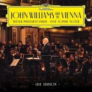 ジョン・ウィリアムズ&ウィーン・フィル、ムター/ライヴ・イン・ウィーン 完全収録盤(2CD)