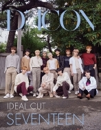 Dicon vol.3 SEVENTEEN写真集『IDEAL CUT』JAPAN EDITION *2月上旬入荷予定
