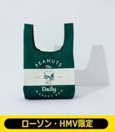 SNOOPY ecoBAG BOOK No.4【ローソン・HMV限定】