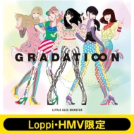 《Loppi・HMV限定 プラサーモカフェマグカップ付き》 GRADATI∞N 【初回生産限定盤B】(+Blu-ray)