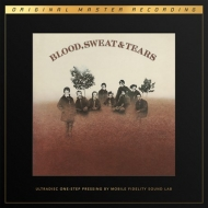 Blood, Sweat And Tears (UltraDisc One-Step仕様/45回転/2枚組/180グラム重量盤レコード/Mobile Fidelity)