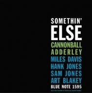 Somethin' Else (180グラム重量盤レコード/Classic Vinyl )