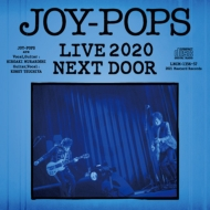 JOY-POPS LIVE 2020 NEXT DOOR (2CD)