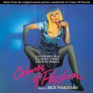 Crimes Of Passion -Original Soundtrack (2枚組アナログレコード)