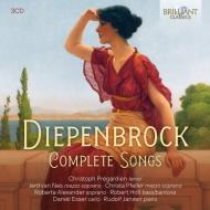 歌曲全集 ロバータ・アレグザンダー、ヤルト・ヴァン・ネス、クリスタ・ファイラー、クリストフ・プレガルディエン、ロベルト・ホル、ルドルフ・ヤンセン(3CD)