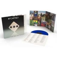 Mccartney III 【HMV限定盤】(ブルーヴァイナル仕様/アナログレコード)