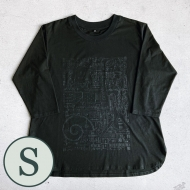 LTS cell T-shirts[S / 七分袖]