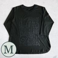LTS cell T-shirts[M / 七分袖]
