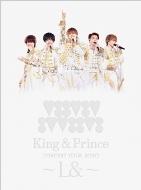 King & Prince CONCERT TOUR 2020 〜L&〜【初回限定盤】(Blu-ray)