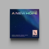 3rd EP Repackage: SALUTE: A NEW HOPE (NEW Ver.)《日本特典付き》