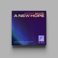 3rd EP Repackage: SALUTE: A NEW HOPE (HOPE Ver.)《日本特典付き》