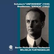 ベートーヴェン:交響曲第3番『英雄』、シューベルト:交響曲第8番『未完成』 ヴィルヘルム・フルトヴェングラー&ベルリン・フィル(1952、1948)(平林直哉復刻)