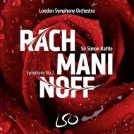交響曲第2番 サイモン・ラトル&ロンドン交響楽団(日本語解説付)