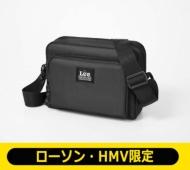 Lee SHOULDER BAG SET BOOK BLACK/NAVY 【ローソン・HMV限定】