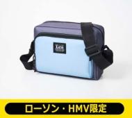 Lee SHOULDER BAG SET BOOK BLUE/NAVY 【ローソン・HMV限定】