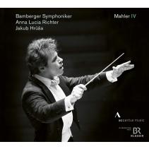 交響曲第4番 ヤクブ・フルシャ&バンベルク交響楽団、アンナ・ルチア・リヒター(日本語解説付)