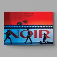 2nd Mini Album: NOIR -Thank U (Uncut Ver.)