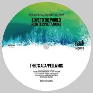 Love To The World (Theo Parrish Reinterpretations)(12インチシングルレコード)