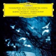 チャイコフスキー:ピアノ協奏曲第1番、メンデルスゾーン:二重協奏曲 マルタ・アルゲリッチ、デュトワ&ロイヤル・フィル、ギドン・クレーメル、オルフェウス室内管