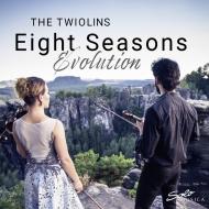 8つの四季の進化〜ヴィヴァルディの四季とピアソラ作品 トゥワイオリンズ(ヴァイオリン・デュオ)