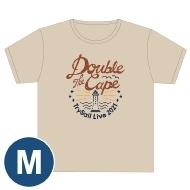 ライブTシャツ(M)/ Double the Cape