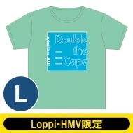 Tシャツ(L)/ Double the Cape【Loppi・HMV限定】