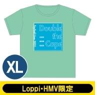 Tシャツ(XL)/ Double the Cape【Loppi・HMV限定】
