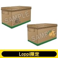 提督室段ボール風ファブリックボックス【Loppi限定】