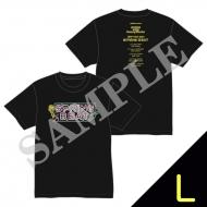 ツアーTシャツ -SPRiNG BEAT style-(L)/ SPRiNG BEAT