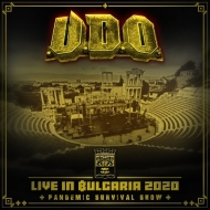 Live In Bulgaria 2020 -Pandemic Survival Show (2CD+DVD)