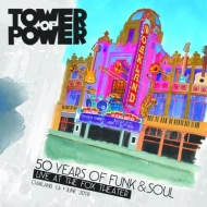 50 Years Of Funk & Soul: Live At The Fox Theater -Oakland, Ca June 2018 (3枚組アナログレコード)