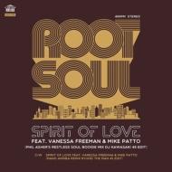 SPIRIT OF LOVE(Phil Asher' s Restless Soul Boogie Mix DJ KAWASAKI 45 EDIT)/ SPIRIT OF LOVE(Mano Arriba Remix RYUHEI THE MAN 45 EDIT)(7インチシングルレコード)