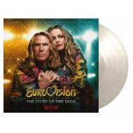 ユーロビジョン歌合戦 〜ファイア・サーガ物語〜 Eurovision Song Contest: オリジナルサウンドトラック (カラーヴァイナル仕様/180グラム重量盤レコード)
