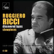 ルッジェーロ・リッチ・エディション2〜新発見テープからのショウピース(4CD)
