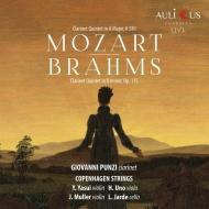 Clarinet Quintet: Punzi(Cl)Copenaghen Strings