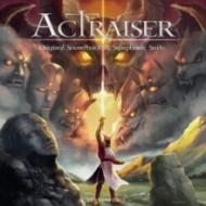 アクトレイザー Actraiser -Original Soundtrack & Symphonic Suite (ブルー・マーブル仕様/2枚組アナログレコード)