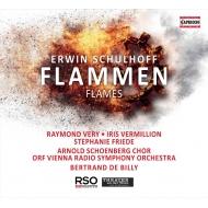 歌劇『炎』全曲 ベルトラン・ド・ビリー&ウィーン放送交響楽団、レイモンド・ヴェリー、イリス・フェルミリオン、他(2006 ステレオ)(2CD)