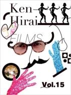 Ken Hirai Films Vol.15(Blu-ray)