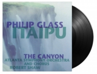 『Itaipu』 『The Canyon』 ロバート・ショウ&アトランタ交響楽団、ロッテルダム・フィル (2枚組アナログレコード)