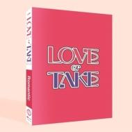 11th Mini Album: LOVE or TAKE (Romantic Ver.)